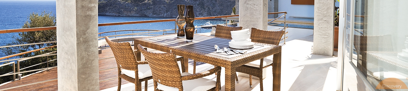 Wicker Furniture | Discovery Awnings
