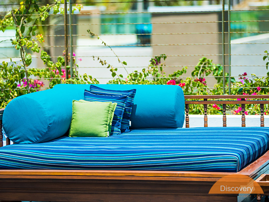 Sunbrella Furniture / Upholstery | Discovery Awnings